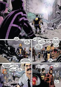 Uncanny X-Men V3 19 Magik smarty