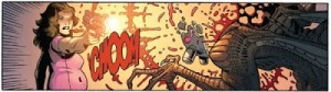 Wolverine and the X-Men 6 Kitty Gun b