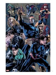 X-Men Forever 2 12 Kitty Splash Page