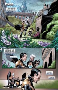 X-Men Legacy 300 Kitty tombstone