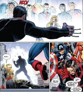 AvX 3 Magik defeats Doctor Strange