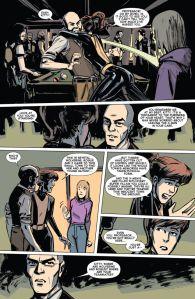 Marvel Knights X-Men 5 Kitty 1