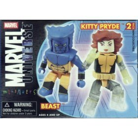 Marvel Minimates Kitty Beast