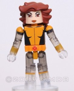 Marvel Minimates Kitty Phase