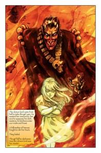 New X-Men 37 Magik 1
