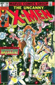 Uncanny X-Men 130