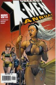 Uncanny X-Men Annual 1 2006