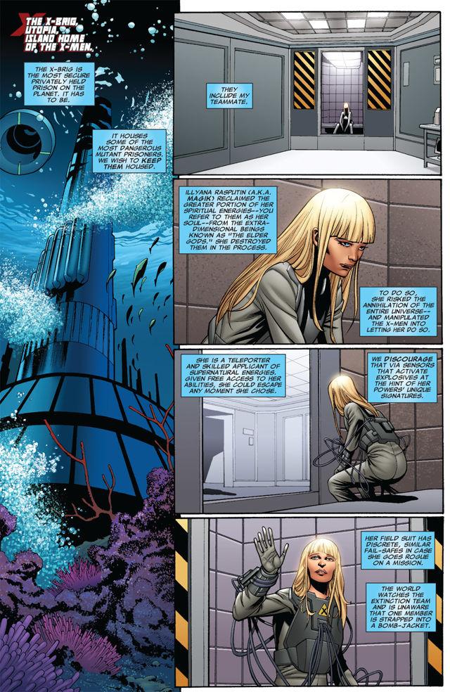 Uncanny X Men Magik Uncanny X-Men Volume T...