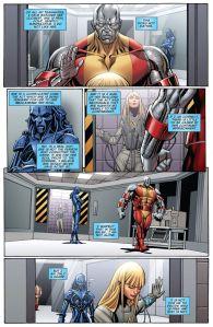 Uncanny X-Men V2 9 Magik 2