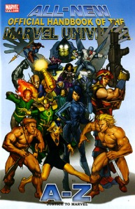 All New Official Handbook of the Marvel Universe A to Z 6