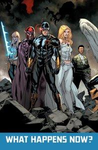 All New X-Men 1 back