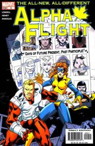 Alpha Flight V3 9