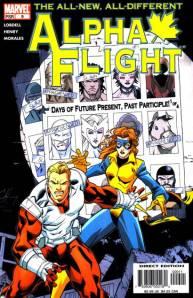 Alpha Flight V3 9