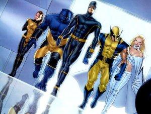 Astonishing X-Men X-Men