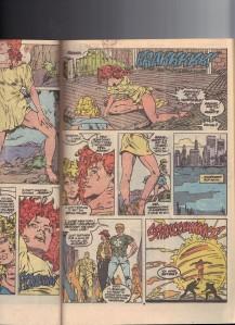 Fantastic Four Annual 23 Rachel Meggan 2