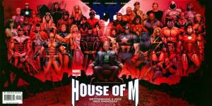 House of M 1 Coipel