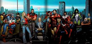House of M Avengers