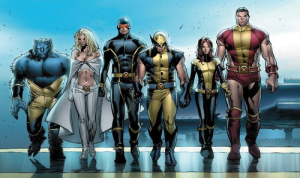 House of M X-Men