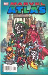Marvel Atlas 1