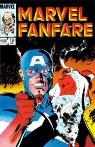 Marvel Fanfare 18