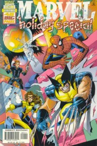 Marvel Holiday Special 1996