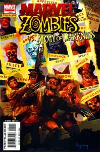 Marvel Zombies Army of Darkness 1