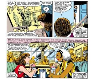 Uncanny X-Men 129 Kitty 2