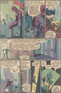 Uncanny X-Men 142 Kate Baxter Building