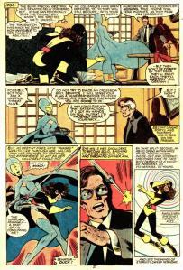 Uncanny X-Men 142 Kate bounces back
