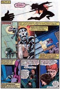 Uncanny X-Men 142 Kate Storm dead
