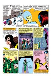 Uncanny X-Men 142 Kitty 1