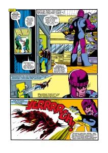 Uncanny X-Men 142 Wolverine dead
