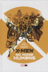 X-Men No More Humans