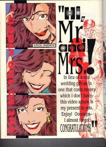 X-Men Wedding Album Kitty Pryde