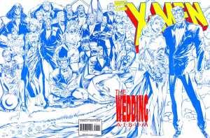 X-Men Wedding Album