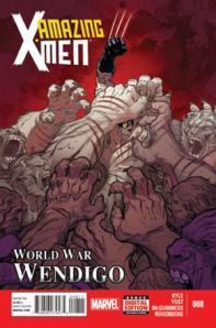 Amazing X-Men 8