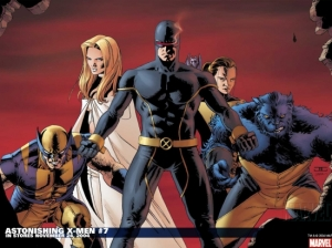 Astonishing X-Men 7 good cover
