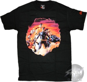 Astonishing X-Men 7 Shirt