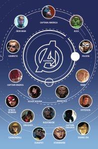 Avengers V5 24 Cast