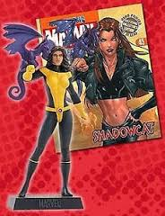 Classic Marvel Figurine Collection 45 Shadowcat