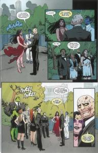 Deadpool V3 27 Kitty Wedding