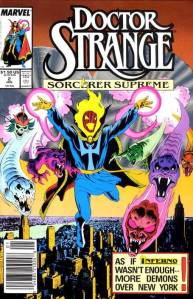 Doctor Strange Volume Three Issue 2
