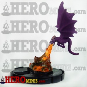 Heroclix Lockheed Giant Size X-Men