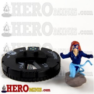 Heroclix Shadowcat Wolverine and the X-Men