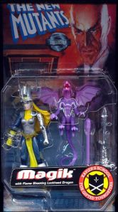 Magik action figure