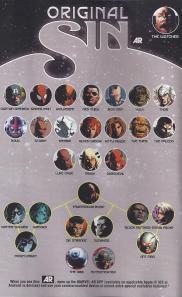 Original 3 Cast List