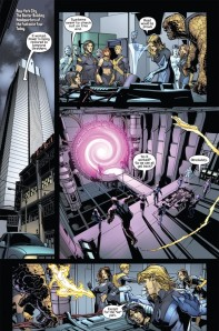 Ultimate Fantastic Four X-Men Annual 1 Kitty 1