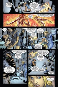 Ultimate Fantastic Four X-Men Annual 1 Kitty 2