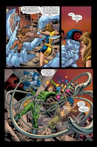 Ultimate X-Men Annual 1 Shadowcat 1