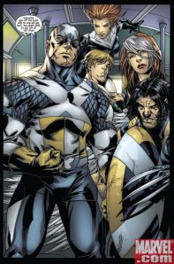 Ultimate X-Men Fantastic Four Annual 1 Kitty 2